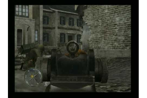 Call of Duty 3 : En Marche Vers Paris Playstation 2 - YouTube