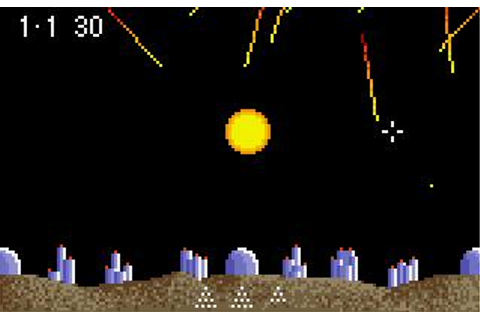 Super Asteroids & Missile Command (Atari Lynx) - Onlinemania