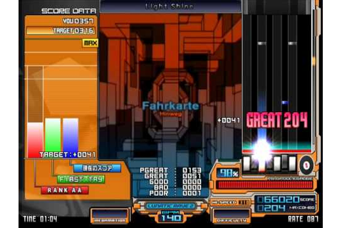 Beatmania iidx 18 Resort Anthem Light Shine Hyper ...