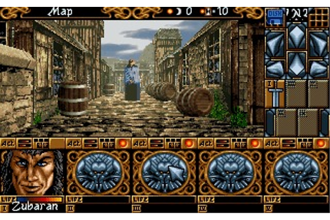 Ishar 3: The Seven Gates of Infinity (Amiga) Game Download