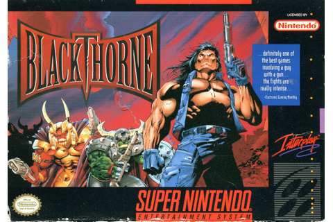 Blizzplanet Blizzard Entertainment Releases Blackthorne as ...