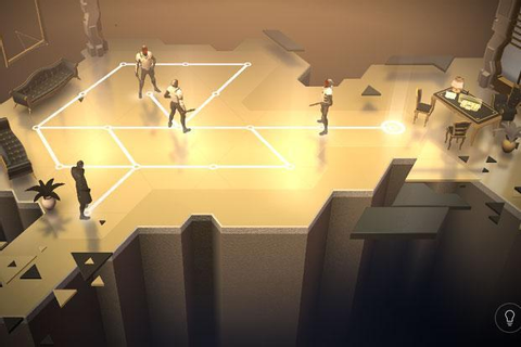 Game review: Deus Ex Go is a puzzle game you can't ignore ...