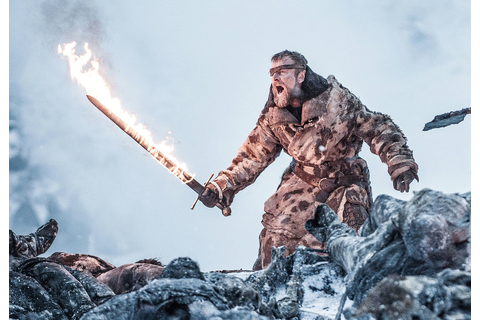 Game of Thrones Season 7: Beric Dondarrion Fire Sword ...