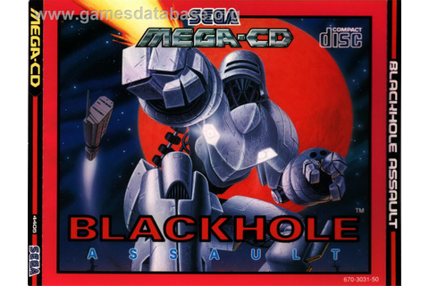 Blackhole Assault - Sega CD - Games Database