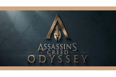 Assassin's Creed Odyssey Debuting E3