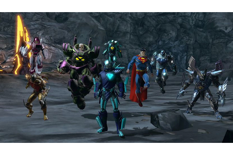 DC UNIVERSE ONLINE Is Coming to Xbox One | Nerdist
