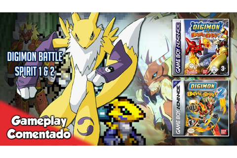 DIGIMON BATTLE SPIRIT 1 & 2 | Tortazos digitales en 2D ...