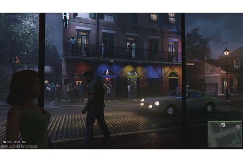 Mafia 3 Pre Alpha Screenshots From GDC Presentation ...