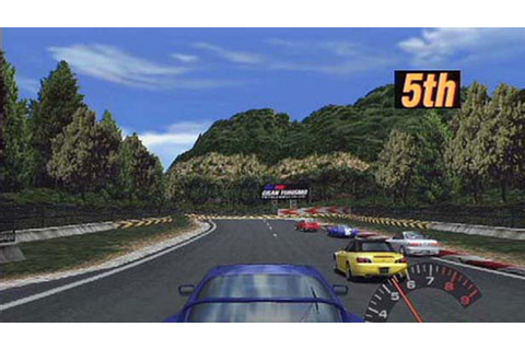 Gran Turismo® 3: A-spec Game | PS2 - PlayStation