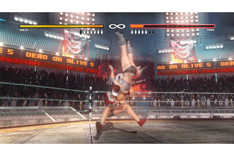 Dead or Alive 5 Ultimate (PS3 / PlayStation 3) Screenshots