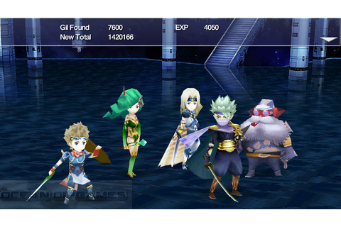 Final Fantasy IV The After Years Free Download - Ocean Of ...