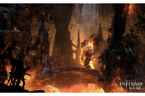 Dante's Inferno Game Screenshot | Pontification ...