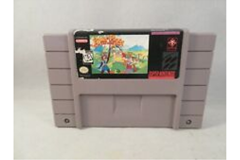 Vintage Power Piggs of the Dark Age Super Nintendo SNES ...