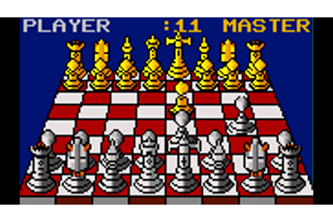The Fidelity Ultimate Chess Challenge (Euro, USA) - Lynx ...