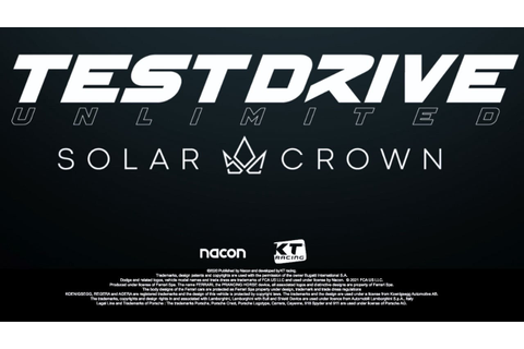 Test Drive Unlimited Solar Crown - Reveal Trailer | PS4 ...