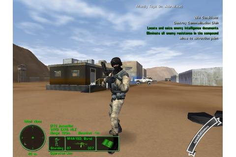 Delta Force - Task Force Dagger - PC Game Download Free ...