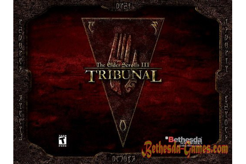 The Elder Scrolls III: Tribunal » Bethesda Games - Plunge ...