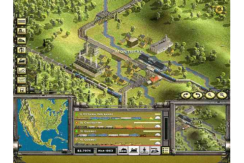Free Download Railroad Tycoon 2 PC Game Full Cracked And ...