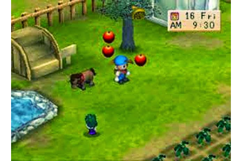 Harvest Moon: Back to Nature on Qwant Games