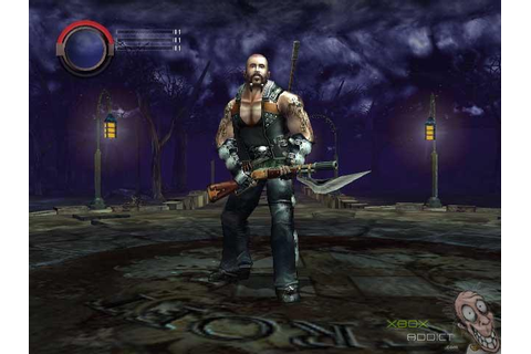 Hunter: The Reckoning Redeemer (Original Xbox) Game ...
