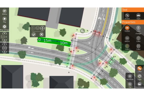Intersection Controller APK Download - Free Simulation ...
