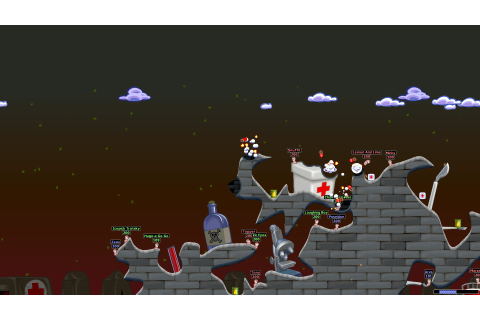 Worms World Party Remastered on Steam