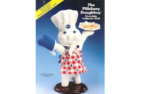 Remembering The Pillsbury Doughboy, An American Icon ...