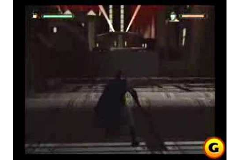 Batman Vengeance PS2 - YouTube