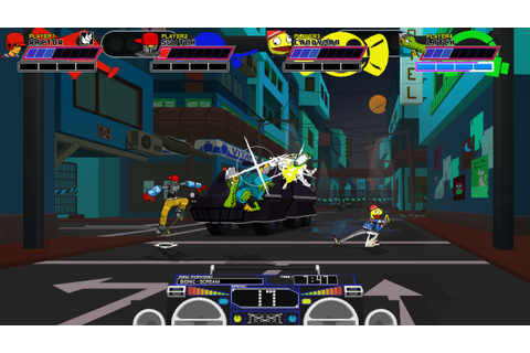 Download Lethal League Full PC Game