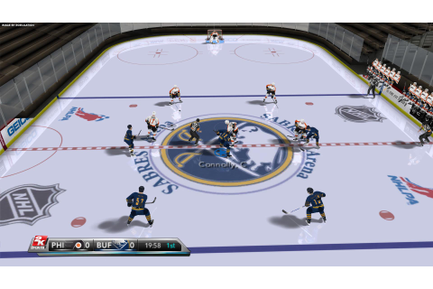 NHL 2K11 (USA) Nintendo Wii ISO Download - RomUlation