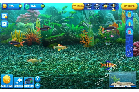 Fish Tycoon 2 - Download Free Full Games | Simulation games