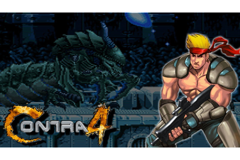 CONTRA 4 for Nintendo DS from Konami - YouTube