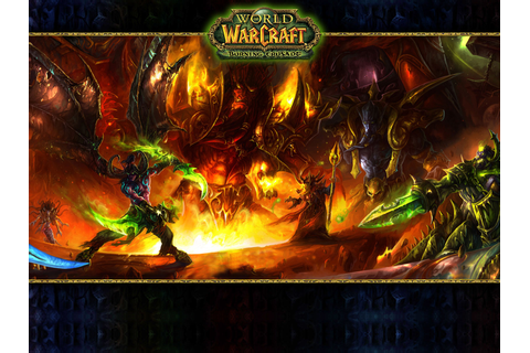 Topic: World of Warcraft: The Burning Crusade full game ...