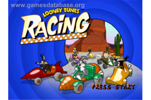 Looney Tunes Racing - Sony Playstation - Games Database