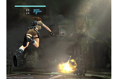 Tomb Raider Legend PC Game Free Download