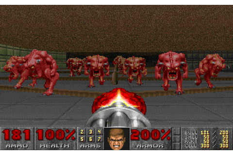 Surviving Dread in DOOM II – VIRTUAL BASTION