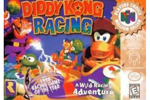 Buy Nintendo 64 Diddy Kong Racing | eStarland.com