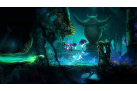 Køb Ori and the Blind Forest - Definitive Edition PC spil ...