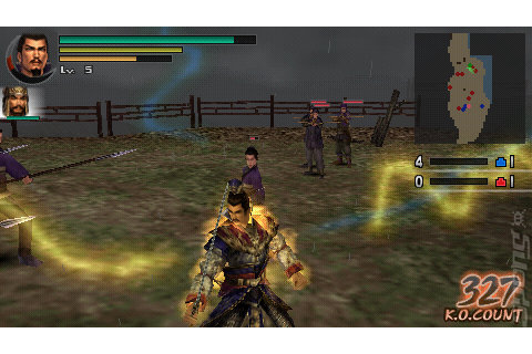 Screens: Dynasty Warriors Vol. 2 - PSP (35 of 43)