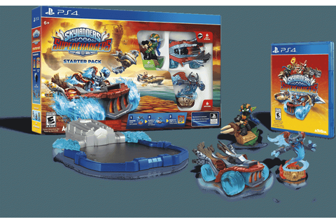 A GEEK DADDY: SKYLANDERS SUPERCHARGERS brings Racing ...