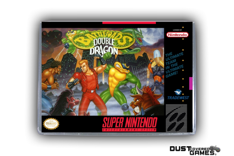 Battletoads & Double Dragon: The Ultimate Team SNES Super ...