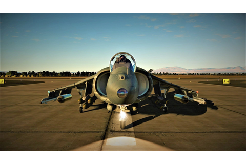 AV-8B Harrier early access begins November 29 – Stormbirds