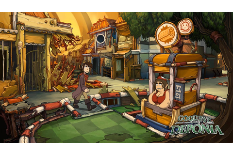 Dream Games: Goodbye Deponia