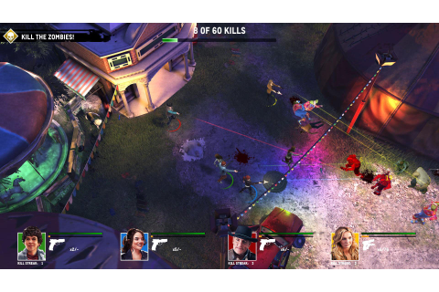 Zombieland: Double Tap is getting a co-op shooter from the ...