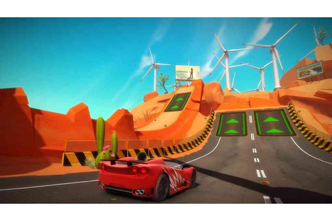 Joy Ride Turbo (XBLA) Review - COGconnected