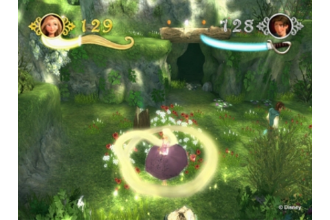 Tangled Wii Review | Family Gamer