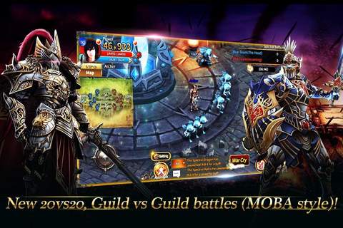 Arcane Online for Android - APK Download