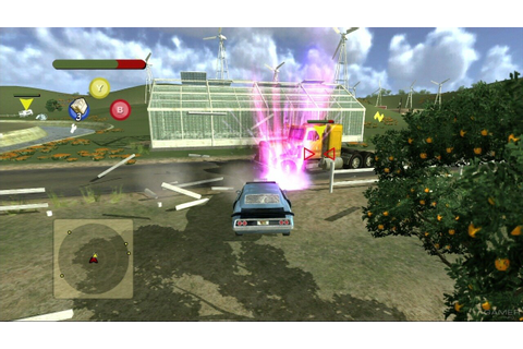 Vigilante 8: Arcade (2008 video game)