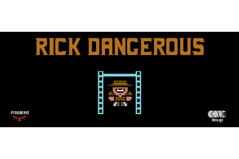 Rick Dangerous – breadbox64.com