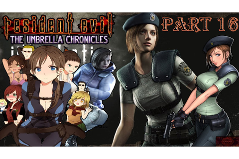 Resident Evil The Umbrella Chronicles Walkthrough Part 16 ...